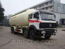 北奔牌ND53102GFLZ型低密度粉粒物料运输车