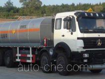 Beiben North Benz ND5310GHYZ chemical liquid tank truck