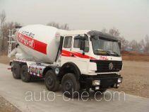 Beiben North Benz ND5310GJBZ03 concrete mixer truck