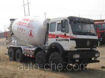 北奔牌ND5310GJBZ20型混凝土搅拌运输车