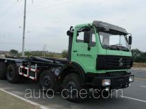 Beiben North Benz ND5310ZXXZ detachable body garbage truck