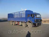 北奔牌ND5317CXYZ型仓栅式运输车