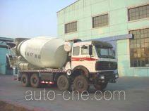 Beiben North Benz ND5312GJBZ concrete mixer truck