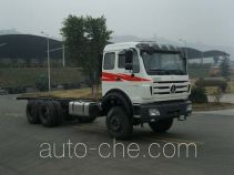 Beiben North Benz ND5340TTZZ00 special purpose vehicle chassis