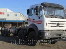 Beiben North Benz ND5500TTZZ00 special purpose vehicle chassis
