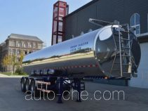 Beidi ND9400GYS liquid food transport tank trailer