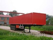 Beidi ND9400XXY box body van trailer