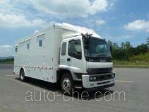 Naide Jiansong NDT5150XZB equipment transport vehicle
