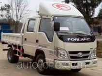 Nanfeng NF3032ZXE4-XA dump truck