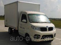 南风牌NF5020XXYBEV型纯电动厢式运输车