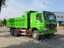 Guitong NG5253ZLJ dump garbage truck
