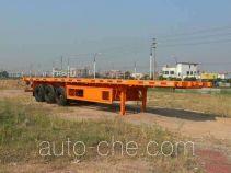 Mingwei (Guangdong) NHG9283TPB flatbed trailer