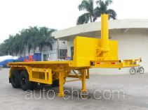 Mingwei (Guangdong) NHG9340ZPB flatbed dump trailer