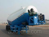 明威牌NHG9400GFL型中密度粉粒物料运输半挂车