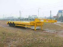 明威牌NHG9402TD型低平板半挂车