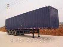 明威牌NHG9402XXY型厢式运输半挂车