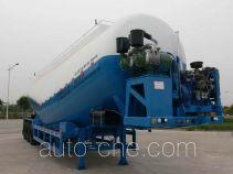 明威牌NHG9406GFL型低密度粉粒物料运输半挂车