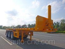 Mingwei (Guangdong) NHG9407ZZX dump trailer