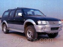 Fudi NHQ5021XXYBE box van truck