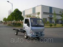 Yuejin NJ1027PBEVNZ3 electric truck chassis