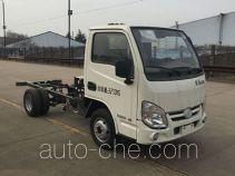 Yuejin NJ1037PBEVNZ electric truck chassis