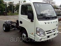 Yuejin NJ1037PBEVNZ1 electric truck chassis