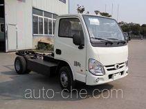 Changda NJ1038PBEVNZ electric truck chassis