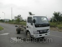 Yuejin NJ2041HCBNZ1 off-road truck chassis
