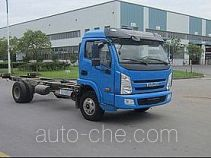 Yuejin NJ1041KFDCWZ truck chassis