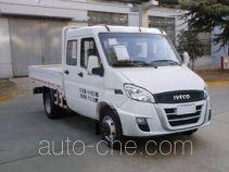 Iveco NJ1045DFCZS crew cab cargo truck