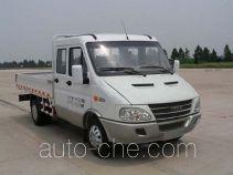 Iveco NJ1046DFBB crew cab cargo truck