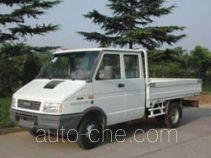 Iveco NJ1047LGSAB crew cab cargo truck