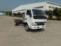 Yuejin NJ1047PFEVNZ electric truck chassis