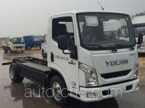 Yuejin NJ1047ZFEVNZ2 electric truck chassis