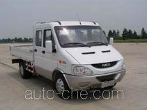 Iveco NJ1056SHN5 crew cab cargo truck
