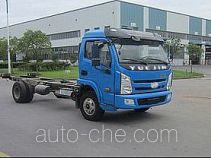 Yuejin NJ1042KFDCWZ2 truck chassis