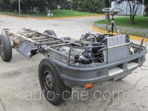 Iveco NJ2045GYCF2P шасси автомобиля повышенной проходимости