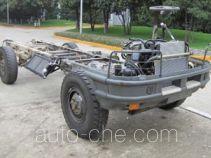 Iveco NJ2045GYCFP шасси автомобиля повышенной проходимости
