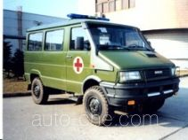 Iveco NJ2045XJH off-road ambulance