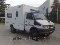 Iveco off-road ambulance