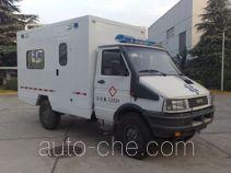 Iveco NJ2054XJHG off-road ambulance