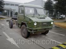 Iveco NJ2065JFC off-road truck chassis