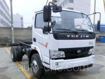 Yuejin NJ3081VEDCNZ dump truck chassis
