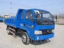 Yuejin NJ3081VEDBNW dump truck