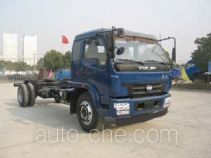 Yuejin NJ3162VKDCWW4 dump truck chassis