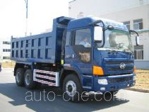 凌野牌NJ3250DBW3型自卸汽车