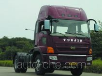Yuejin NJ4180DAW tractor unit