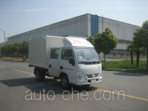 Yuejin NJ5021XXYPBBNS4 box van truck