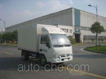 Yuejin NJ5021XXYPBBNZ4 box van truck