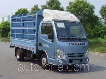 跃进牌NJ5022CCYPBGBNZ7型仓栅式运输车